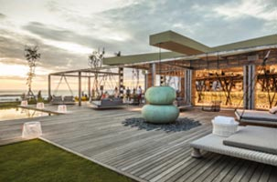 COMO Beach Club : Every Last Sunday Of The Month , Sunday Brunch
