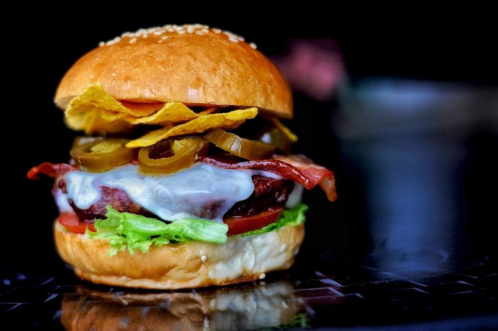 2080 Burger - El Matador Burger